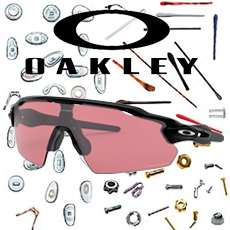 Piezas de Recambio Oakley 9211 · Radar EV Pitch